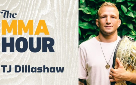 T.J. Dillashaw Thinks Second Win Over Cody Garbrandt Solidifies Him As The 'Best Bantamweight Ever'