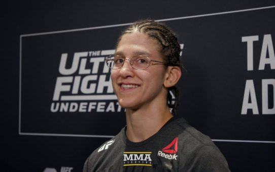 TUF 27 Finale: Roxanne Modafferi 'Relieved' To Win Barb Honchak Rematch After Waiting 'Seven Years'