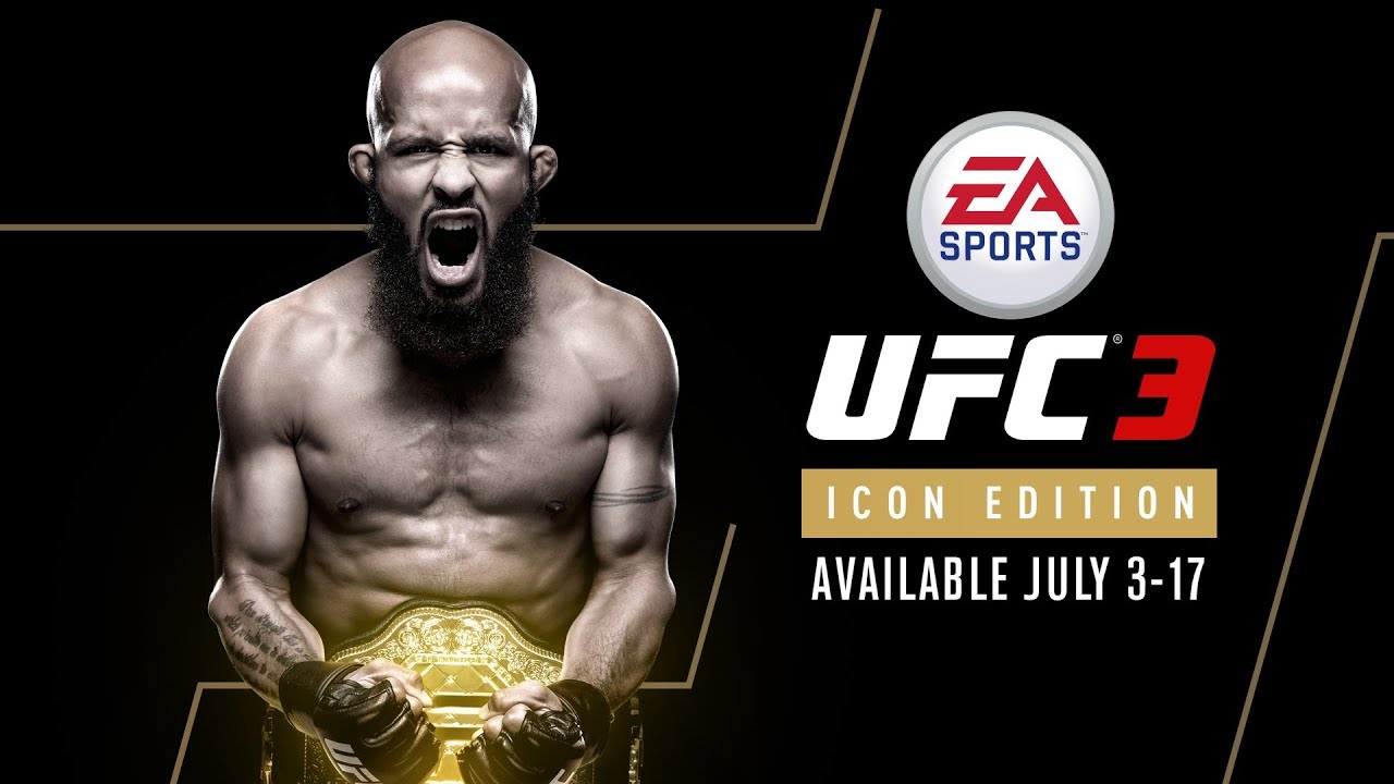 EA SPORTS UFC 3 | Icon Edition