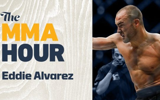 Eddie Alvarez Explains Why He's Risking Fighting Out His UFC Contract
