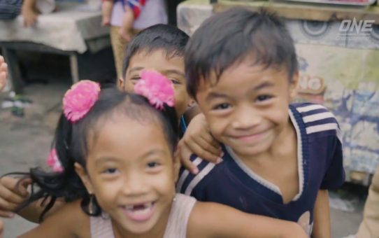 ONE Championship & Global Citizen   Eduard Folayang Helps Locals Escape Poverty