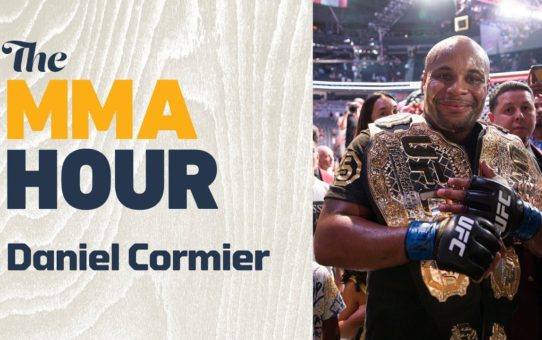 Daniel Cormier Says He Felt 'Faster' At UFC 226 Without Weight Cut To 'Brutalize' Him