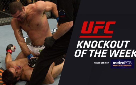 KO of the Week: Shogun Rua vs Lyoto Machida
