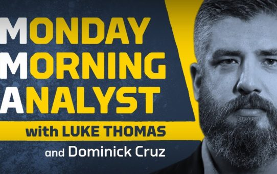 Monday Morning Analyst: Dominick Cruz Recaps UFC 226 & TUF 27 Finale