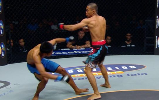 ONE Highlights | Top 3 Knockouts From ONE: BATTLE FOR THE HEAVENS Athletes