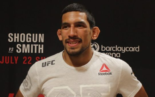 Unbeaten Manny Bermudez Calls Out Benito Lopez After UFC Hamburg Win – MMA Fighting