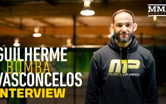 Guilherme Bomba Unsure if Rory MacDonald Is Best Welterweight in the World – MMA Fighting