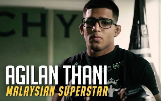 ONE Feature   Agilan Thani's Biggest Inspiration
