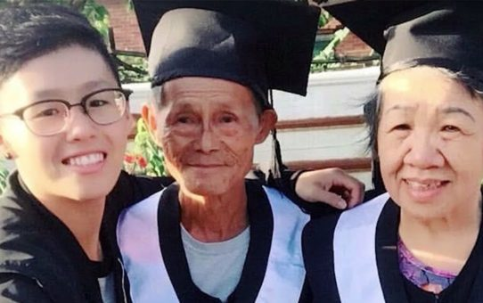 ONE Feature | Kai Ting Chuang Uplifted By Grandparents