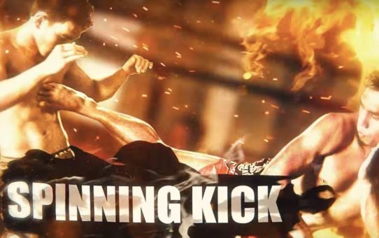 ONE Feature   Kevin Belingon's Spinning Back Kick