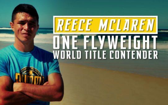 ONE Feature   Reece McLaren's World Title Quest