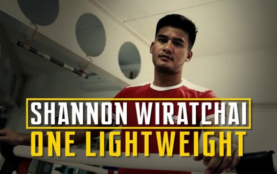 ONE Feature   Shannon Wiratchai Honored To Face Idol Shinya Aoki