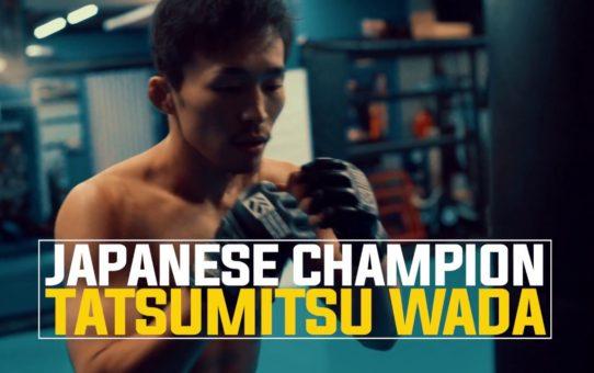 ONE Feature   Tatsumitsu Wada Gains Confidence Through Martial Arts