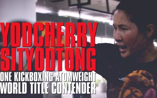 ONE Feature | The Man Behind Yodcherry Sityodtong