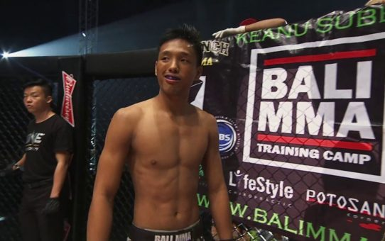 ONE Highlights | Keanu Subba's Flashy Finishes