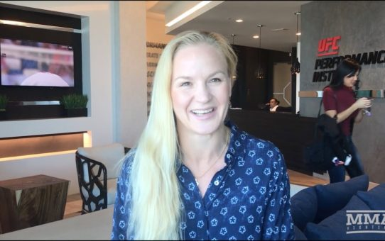Valentina Shevchenko Hopes Nicco Montaño 'Follows Her Words,' Signs Deal for Fight – MMA Fighting