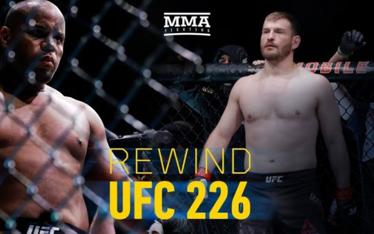 Rewind: UFC 226 Edition – MMA Fighting