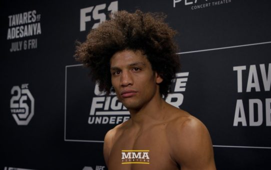 TUF 27 Finale: Alex Caceres Says Artem Lobov 'Tried to Apologize' For Spoiling Fight With Bus Attack