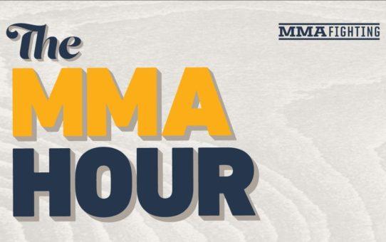 The MMA Hour Live — July 30, 2018