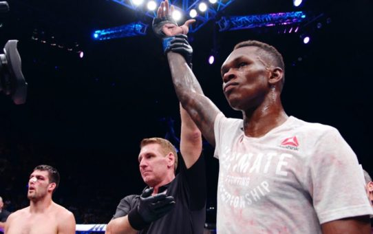 The Ultimate Fighter Finale: Tavares vs Adesanya – Main Event Preview