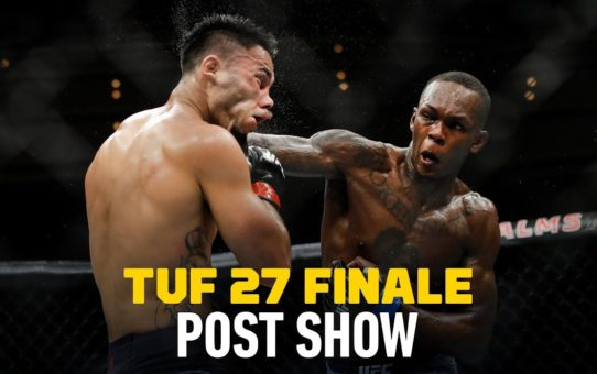 TUF 27 Finale Post-Fight Show – MMA Fighting