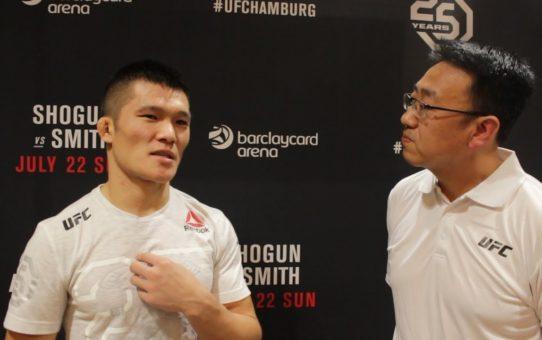 UFC Hamburg: Pingyuan Liu Calls For UFC Beijing Bout After Successful Debut – MMA Fighting