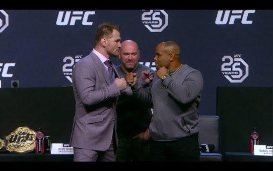 UFC 226 Countdown: Miocic vs Cormier