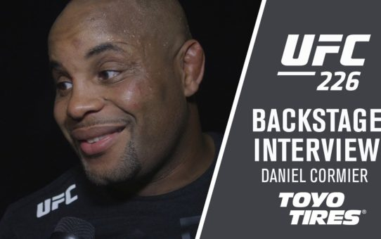 UFC 226: Daniel Cormier 'To Count Me Out Is A Big Mistake'