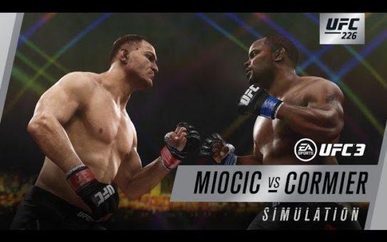 UFC 226 | EA SPORTS UFC 3 Simulation – Miocic vs Cormier