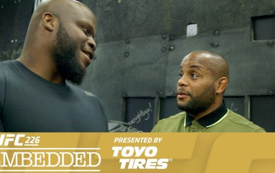 UFC 226 Embedded: Vlog Series – Episode 5