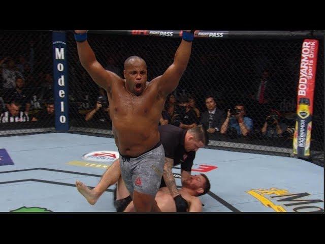 UFC 226: Fight Motion