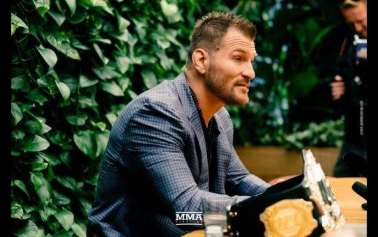 UFC 226: Stipe Miocic Media Lunch Scrum – MMA Fighting