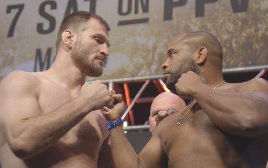UFC 226: Weigh In Recap – Presented by Body Armor