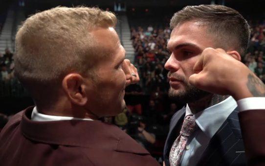 UFC 227 Countdown: Dillashaw vs Garbrandt 2