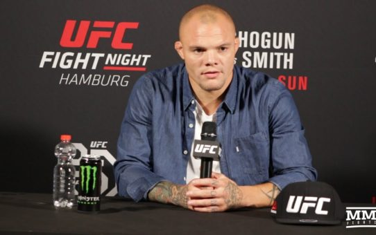 UFC Hamburg: Anthony Smith Post-Fight Press Conference – MMA Fighting