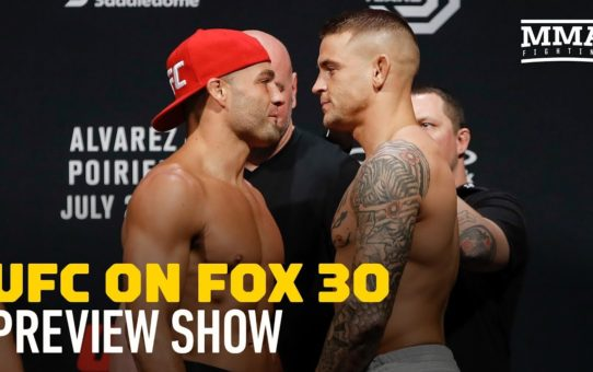 UFC on FOX 30 Preview Show – MMA Fighting