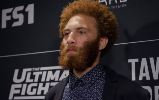 TUF 27 Finale: Luis Pena, 'Violent Bob Ross,' Hopes To Use His UFC Career To 'Promote Unity'