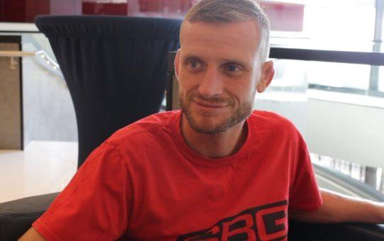 Davey Grant Discusses Death of Head Coach, UFC Hamburg Fight – MMA Fighting