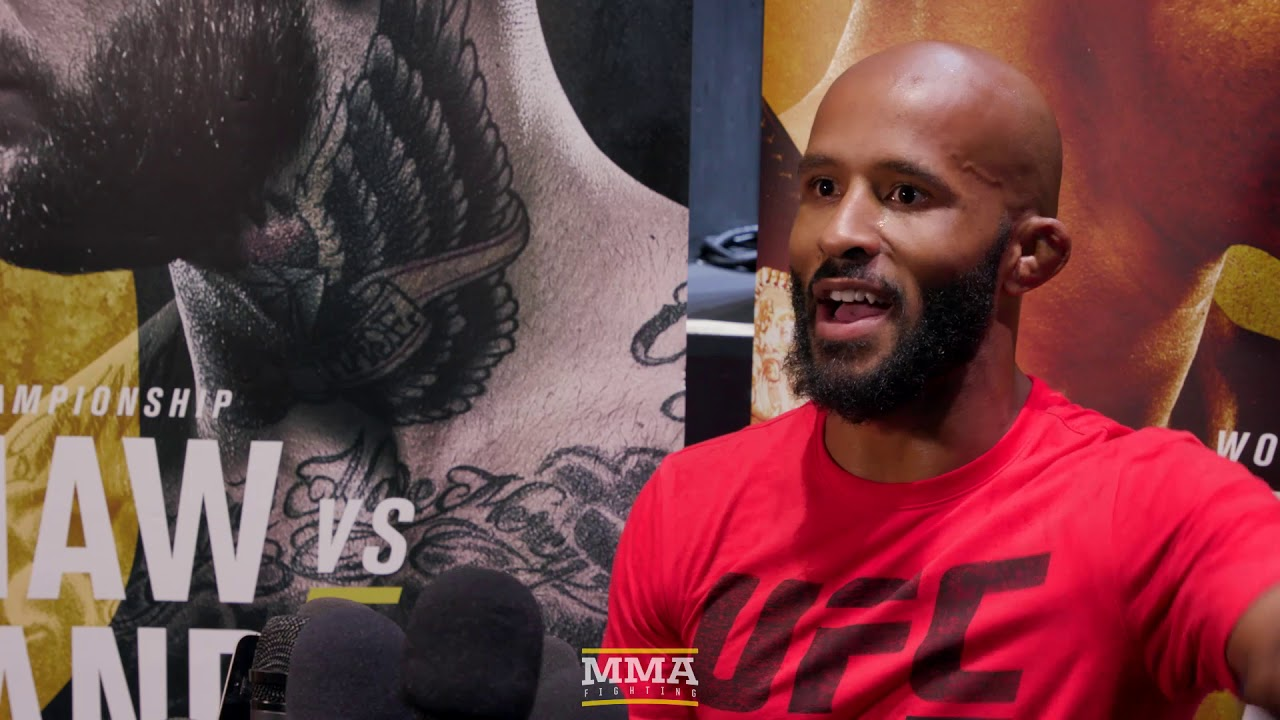 UFC 227: Demetrious Johnson Has Had Thoughts of Global Belt Quest - MMA Fighting