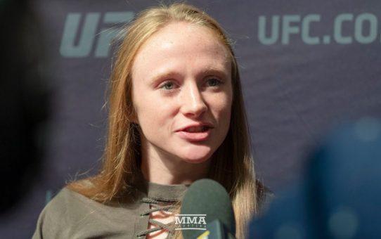UFC 227: JJ Aldrich Discusses Being 'Close To' Rose Namajunas, Joanna Jedrzejczyk – MMA Fighting