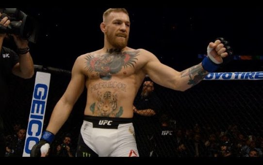 Khabib Nurmagomedov vs Conor McGregor Announcement – UFC 229