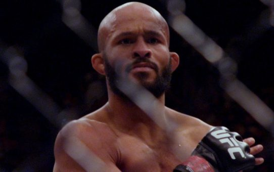 UFC 227: Demetrious Johnson – Proving To Myself That I Still Got It
