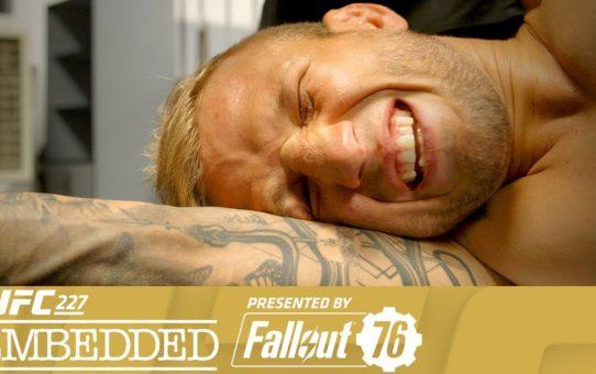 UFC 227 Embedded: Vlog Series – Episode 2