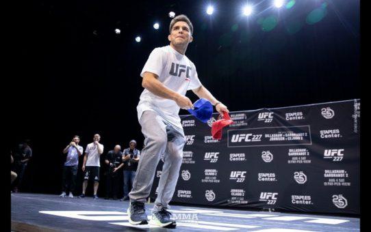 UFC 227 Open Workouts: Henry Cejudo Fan Q&A – MMA Fighting