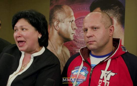 Bellator 214: Fedor Emelianenko Has 'Absolutely' No Regrets About Never Fighting In The UFC