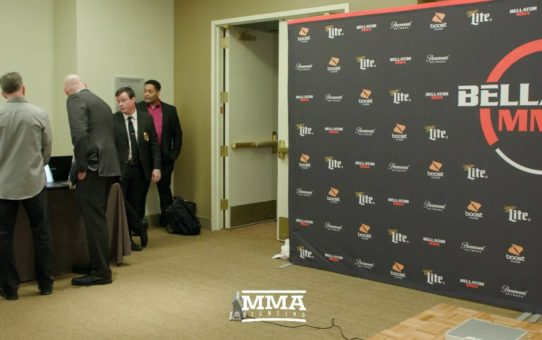 Bellator 214 Official Weigh-ins Live Stream  – MMA Fighting