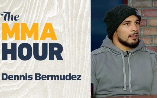 Dennis Bermudez Had Contemplated Retirement 'For A Year And a half' Before UFC Brooklyn Farewell