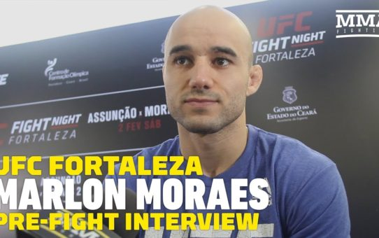 UFC Fortaleza: Marlon Moraes Wouldn't Be Opposed To Fighting Henry Cejudo At Bantamweight