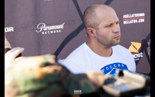Bellator 214: Fedor Emelianenko Admits 'More And More I Am Thinking Of Retiring' – MMA Fighting