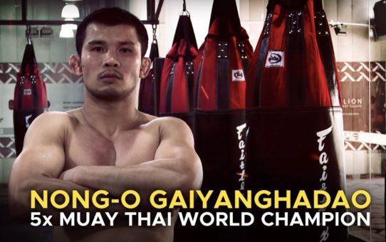 ONE Feature | Nong-O Gaiyanghadao's Sacrifices